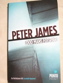Död mans fotspår Peter James