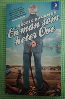 En man som heter Ove Fredrik Backman