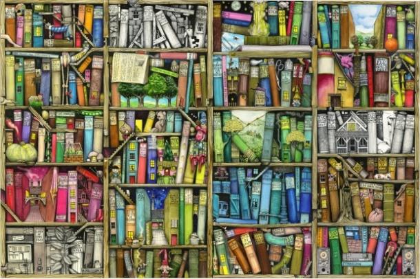 fantasy-bookshelf