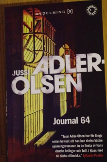 Journal 64 Jussi Adler Olsen