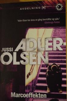 Marcoeffekten Jussi Adler Olsen