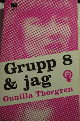 Grupp 8 & jag Gunilla Thorgren