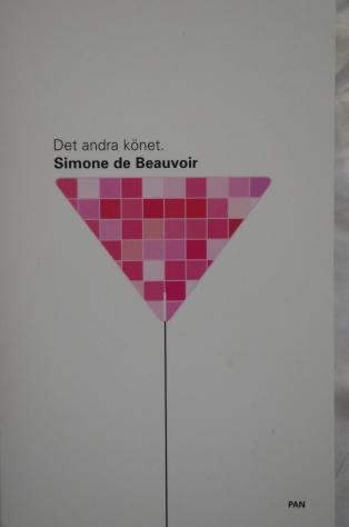 Det andra köner Simone de Beauvoir