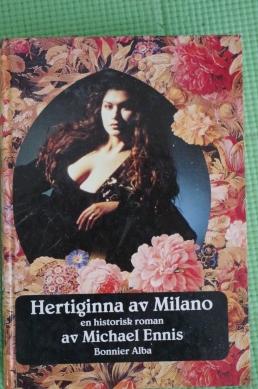 Hertiginnan av Milano