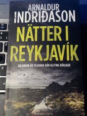 Nätter i Reykjavik